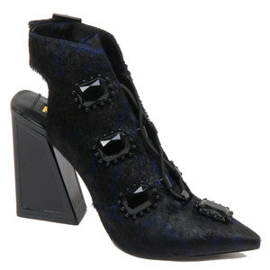 New KAT MACONIE ANAIS Jewel Bootie Shoes 38 7